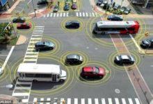 صورة صدق أو لا تصدق.. السيارات ستتحدث مع بعضها البعض قريباً في نيويورك