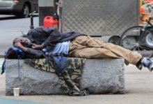 صورة رقم فلكي .. تعرف على عدد المشردين في نيويورك