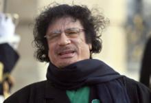 صورة زعيم عربي يكشف طلبا غريبا تلقاه من القذافي