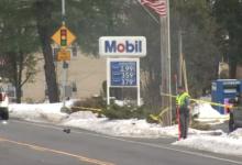 صورة سيارة شرطة تقتل مارًا في شارع بروكلاند.. اعرف التفاصيل