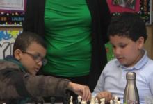 صورة بالفيديو.. لعبة الشطرنج تغير حياة طلاب المدارس في نيويورك