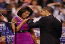 صورة ميشال أوباما تطيح بكلينتون من صدارة قائمة أكثر النساء إثارة للإعجاب