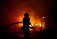 صورة خسائر خيالية جراء حرائق كاليفورنيا .. تعرف عليها
