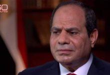 صورة دعوى قضائية ضد CBS الأمريكية بسبب حوار الرئيس المصري