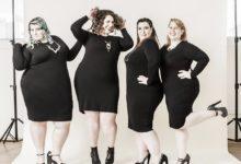 صورة نقابة الموضة الأمريكية تدعو دور الأزياء للإستعانة بعارضات بدينات