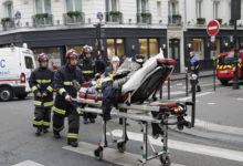 صورة إصابة أكثر من 20 شخصا في انفجار وسط باريس (صور)