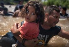 صورة ترامب يهدد بفرض الطوارئ في البلاد بسبب المكسيك