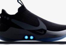 صورة نايكي تطلق حذاء ذكيا يُضبط على مقاس القدم من خلال الهاتف