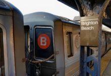 صورة متسول يطعن راكب في مترو برونكس لرفضه إعطائه 10 دولارت
