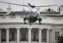 صورة اجتماع في البيت الأبيض.. ترامب يدرس فرض الطوارئ في الولايات المتحدة