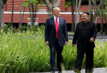 صورة بلومبيرج تكشف مكان القمة المرتقبة بين ترامب وزعيم كوريا الشمالية
