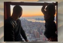 صورة الجزائري سفيان هني يختار نيويورك لقضاء عطلته الشتوية