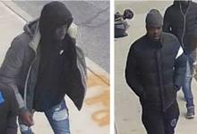 صورة شرطة بروكلين تناشد السكان لمساعدتها في القبض على مجرمين قتلا رجلا