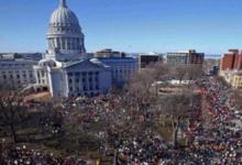 صورة بالفيديو.. مظاهرة حاشدة للشعوب الأصلية في واشنطن