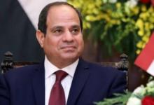 صورة الرئيس المصري يهنئ أبناء الجاليات المسيحية بالخارج بعيد الميلاد المجيد