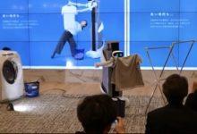 صورة بالفيديو.. شركة يابانية تطور روبوت يمكنه طي الملابس بسهولة