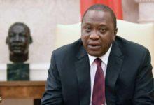 صورة نصاب ينتحل شخصية الرئيس الكيني ويخدع رجل أعمال مرموق