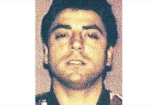 صورة شرطة نيويورك تلقي القبض على مشتبه به في قتل زعيم مافيا