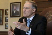صورة حاكم ولاية واشنطن يعلن الترشح للرئاسة