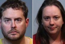 صورة القبض على معلمة أمريكية أشركت طفلها في فيديو إباحي.. والتحقيق مع صديقها يكشف عن جريمة أخرى