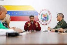 صورة مادورو يتهم ترامب بسرقة 5 مليارات دولار من فنزويلا لإنتاج الأدوية