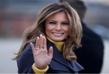 صورة صور جديدة تثير الجدل بشأن استخدام ميلانيا ترامب بديلةً لها!
