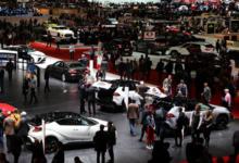 صورة بالفيديو.. شاهد أغلى السيارات في معرض جنيف الدولي
