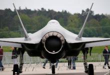 """صورة أمريكا توقف تزويد تركيا بمكونات لازمة لطائرات """"إف -35"""".. والسبب """"روسيا"""""""