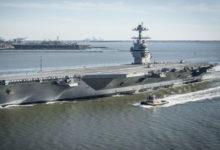 صورة بالفيديو.. إطلاق نار داخل قاعدة للبحرية الأمريكية ومقتل المهاجم