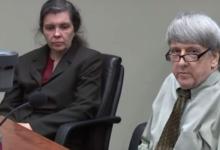 صورة زوجان أمريكيان يعذبان أطفالهما الـ 13 في بيت الرعب.. وهذا عقابهما