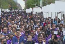 صورة بالفيديو.. شاهد مسيرة احتجاجية للأطفال في مانهاتن