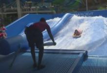 صورة بالفيديو.. افتتاح منتجع ومتنزه مائي في نيويورك