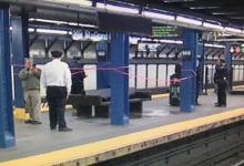 صورة عامل في مترو أنفاق برونكس يتلقى عدة طعنات بآلة حادة.. إليك التفاصيل