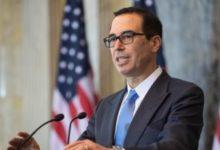 صورة وزير الخزانة الأمريكي يخذل الكونجرس بشأن إقرارات ترامب الضريبية