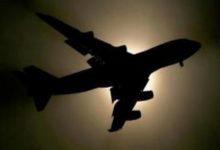 صورة تحطم طائرة بعد إنطلاقها من لاس فيجاس ومقتل جميع ركابها