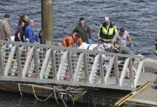 صورة مصرع 5 أشخاص إثر اصطدام طائرتين فى سماء ولاية آلاسكا