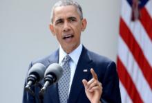 صورة باراك أوباما يقدم نصائح للشعب الأمريكى لمواجهة كورونا