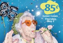 """صورة """"كارفيل آيس كريم"""" يوفر مثلجات سعرها 85 سنتًا في هذه المناسبة"""