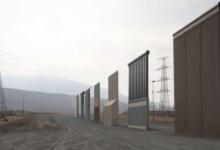 صورة القضاء يمنع ترامب من استخدام أموال البنتاغون لبناء الجدار الحدودي مع المكسيك