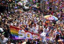 صورة شوارع مانهاتن تمتلأ بأعلام المثليين تزامنا مع ذكرى «تمرد ستونوول».. تعرف على القصة