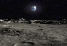 صورة بالفيديو.. سقوط أمطار على سطح القمر