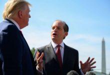 صورة استقالة وزير العمل الأمريكي بسبب فضيحة جنسية لملياردير