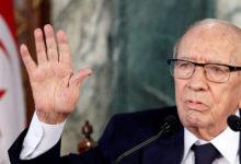 صورة أول رد من الرئاسة التونسية بشأن «تسمم السبسي»