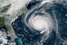 صورة «لاري».. إعصار جديد مدمر في الطريق للولايات المتحدة