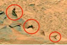 صورة واقعة مذهلة.. ناسا تكتشف أسرة تعيش على كوكب المريخ