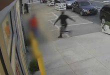 صورة الشرطة تبحث عن مجرم طعن رجل عدة مرات في برونكس