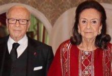 صورة وفاة سيدة تونس الأولى بعد أقل من شهرين على رحيل زوجها