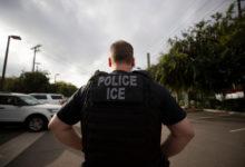 صورة اعتقال 80 مهاجرًا غير شرعيًا خلال خمسة أيام في جميع أنحاء نيويورك