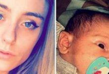 صورة أمريكية تقتل طفلها لاتساخ حفاضته