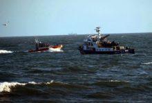 صورة خفر السواحل يبحث عن مراهقان تعرضا للغرق بشاطئ روك واي في نيويورك